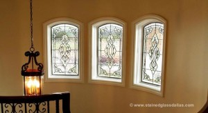 Hallway_Stained_Glass_Windows_Houston