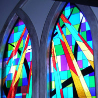 Temple & Church Stained Glass Houston