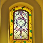 hallway-stained-glass Houston (1)