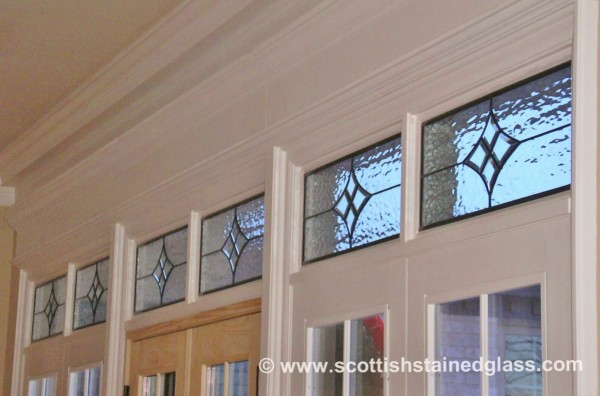 stained glass windows houston
