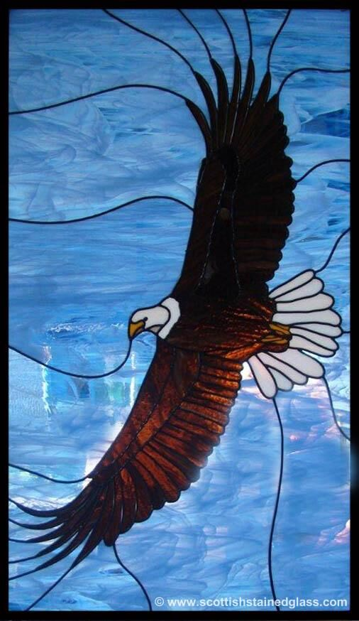 Patriotic Stained Glass Windows For Your Houston Home