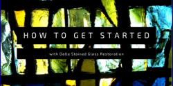 dalle stained glass restoration houston